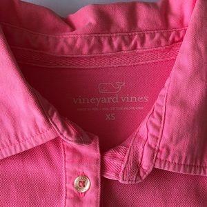 Vineyard Vines Tops - Vineyard Vines Pique Polo